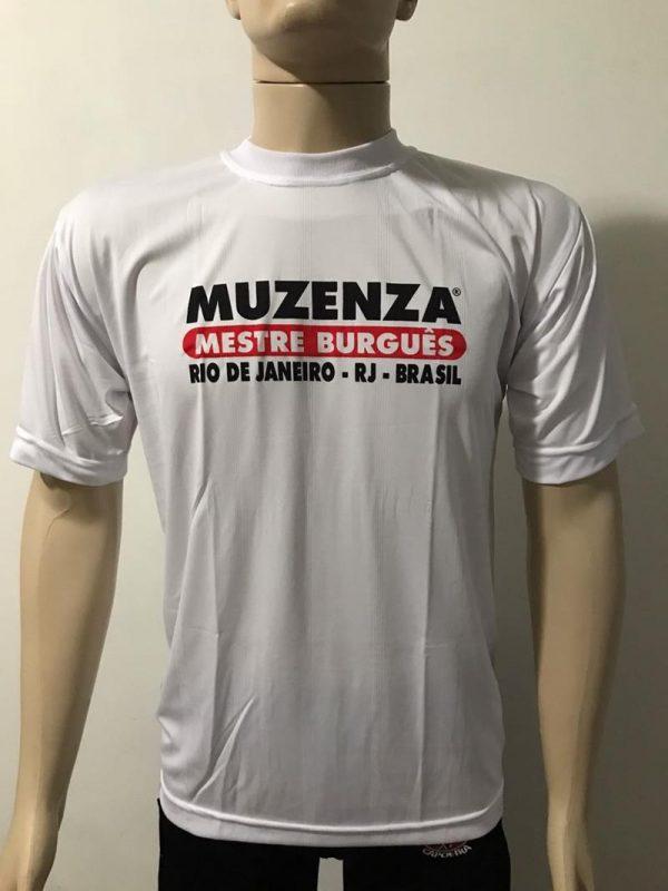 Camiseta Oficial Branca