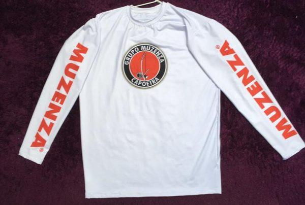 Camisa 2ª Pele Branca