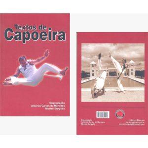 Livro TEXTO DE CAPOEIRA Volume 1