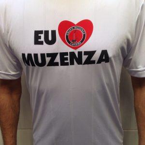 Camiseta Amo Muzenza