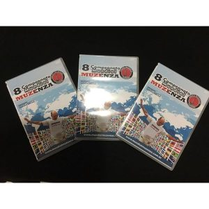 Dvd - 8º Campeonato Mundial Muzenza
