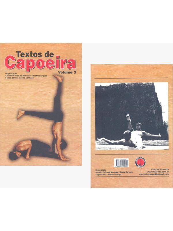 "Livro ""TEXTO DE CAPOEIRA"""