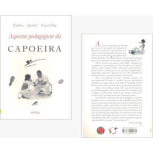 """Livro """"ASPECTOS PEDAGÓGICOS DA CAPOEIRA"""""""