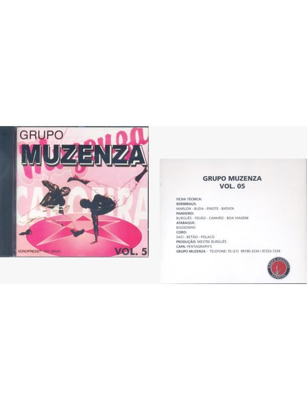 CD - Muzenza Volume 5