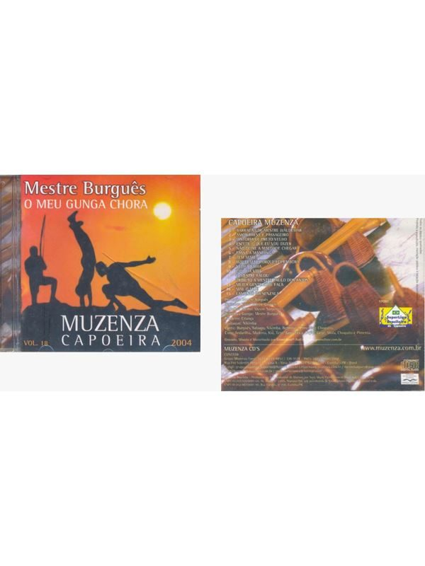 CD - Muzenza Volume 18