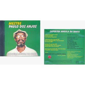 CD - Mestre Paulo dos Anjos