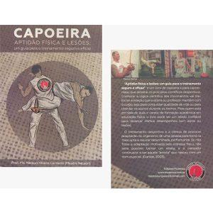 Livro - CAPOEIRA - APTIDÃO FISICA E LESÕES