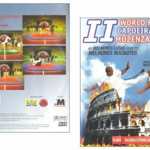 2º World Figth Capoeira Muzenza