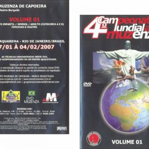 4 CAMPEONATO MUNDIAL ABERTO MUZENZA SAQUAREMA RIO DE JANEIRO 2007