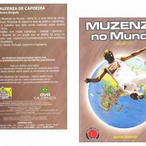 DVD MUZENZA NO MUNDO