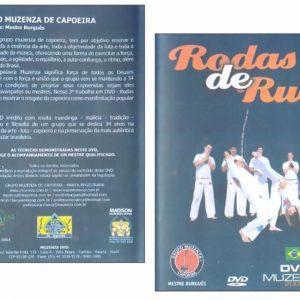 DVD - Rodas de Rua Curitiba