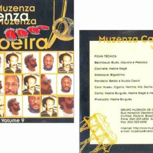 CD Grupo Muzenza Vol. 09