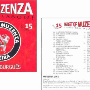 CD The Best of Muzenza Vol. 15